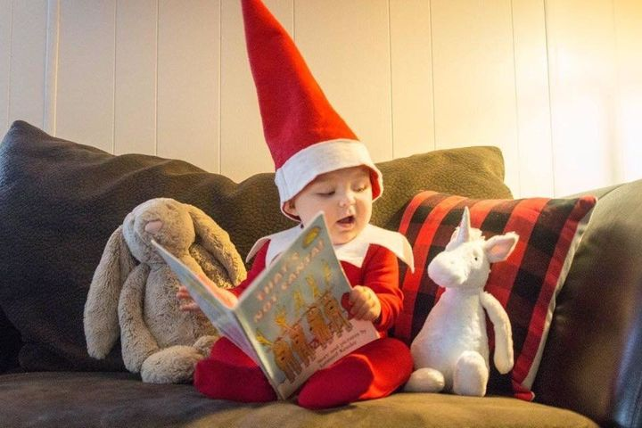 "Esme the Elf is known to ""light up a room the second she walks into it."""
