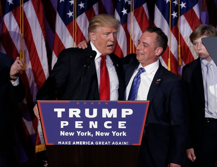 Incoming Chief of Staff Reince Priebus indicated changes arecoming to the White House press corps.