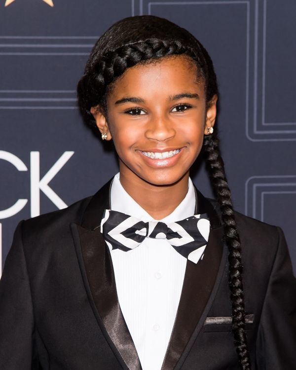 Outstanding 12 Black Kids Who Rocked The World In 2016 Huffpost Hairstyle Inspiration Daily Dogsangcom