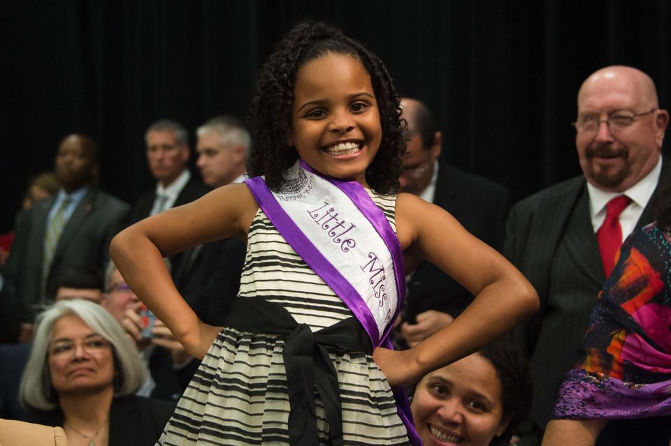 In the midst of a water crisis in her city, Little Miss Flint turned the nation's attention to a serious issue that was being