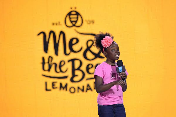 Mikaila Ulmer literally turned lemons into lemonade. She began selling lemonade made with honey in an effort to save the bees
