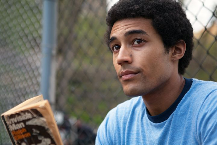 "Devon Tarrell stars as a young Obama at Columbia University in ""Barry."""
