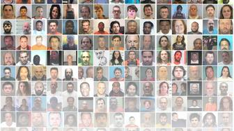 More than 800 people died in jail between July 13 2015 and July 13 2016 Here are photos of over 200 of them
