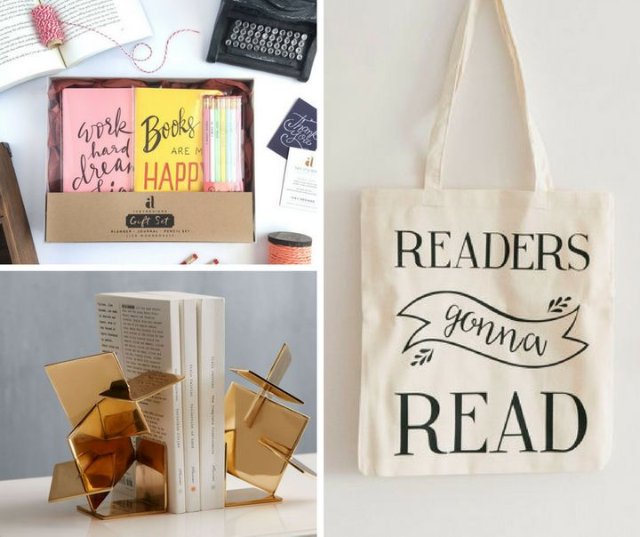 The 31 Best Non Book Gifts For Lovers
