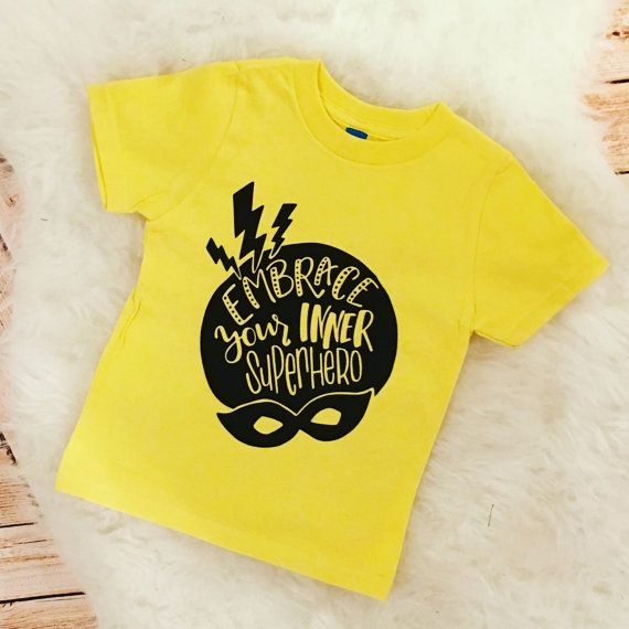"$16, Spillthebeans, etc. <a href=""https://www.etsy.com/listing/470509671/funny-empowering-kid-tee-embrace-your"" target="""