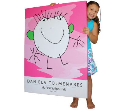"$28 and up, I Love My Kids' Art. <a href=""http://ilovemykidsart.com/"" target=""_blank"">Buy here.</a>"