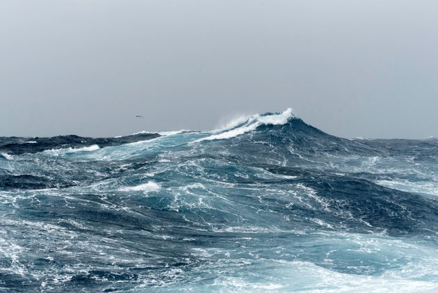 Colossal Wave Rolls Through North Atlantic, Shattering Previous