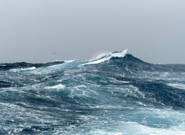 Colossal Wave Rolls Through North Atlantic, Shattering Previous Record