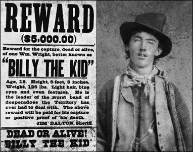 a lot of the notorious bandits whove had the unfortunate fate to grace a most wanted poster have became immortalized as outlaw heroes in pop culture