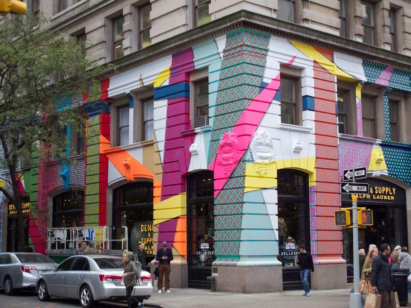 Ralph Lauren Store New York, New York