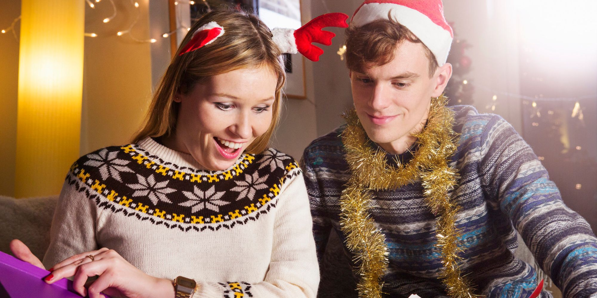 How To Deal With Being Given Totally Crap Christmas Presents | HuffPost UK