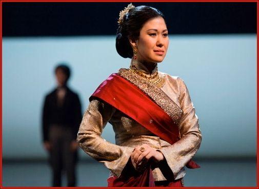 Ruthie Ann Miles (as 'Lady Thiang')