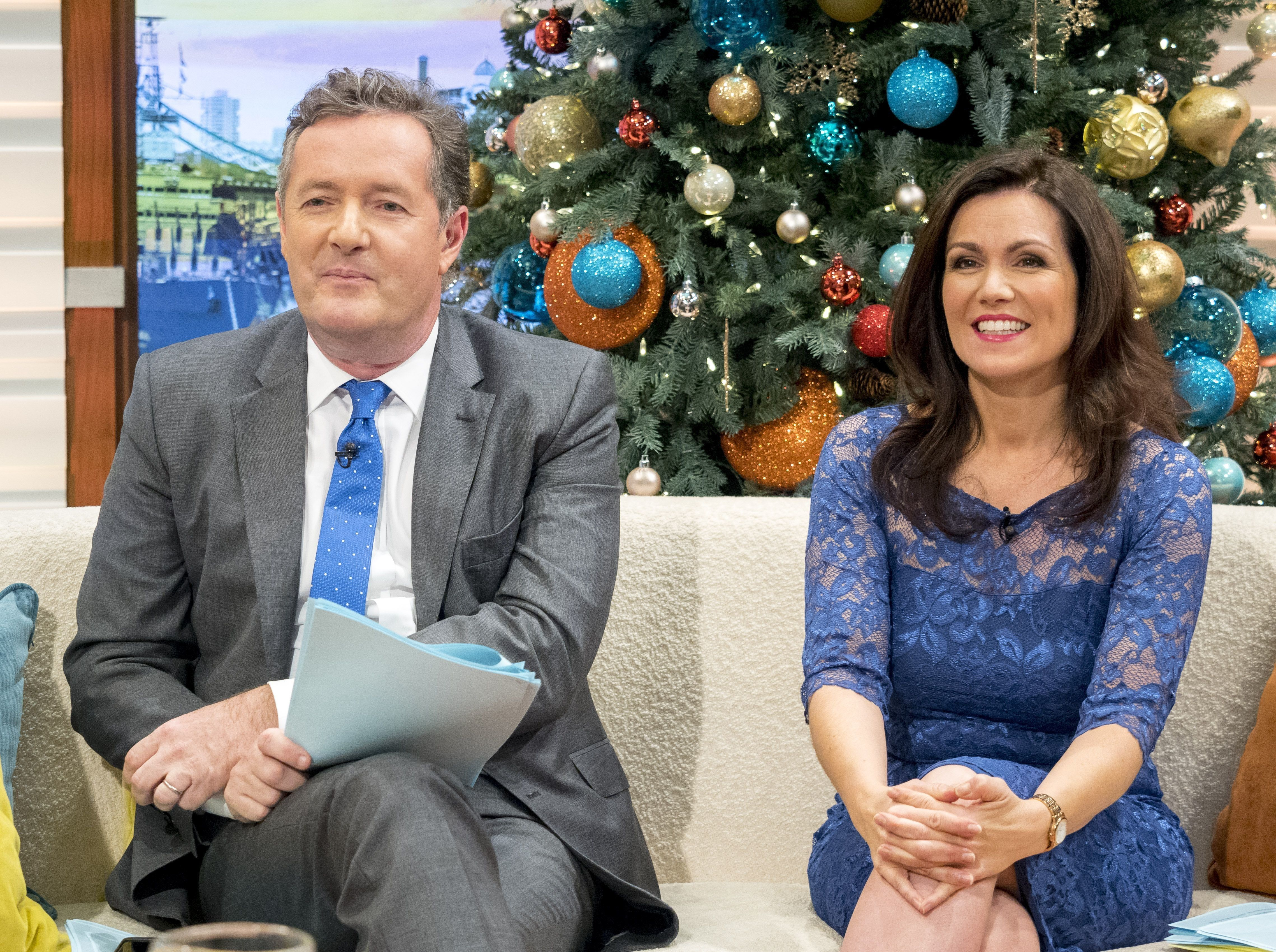 Susanna Reid On What It's Really Like Working With Piers Morgan Every Single