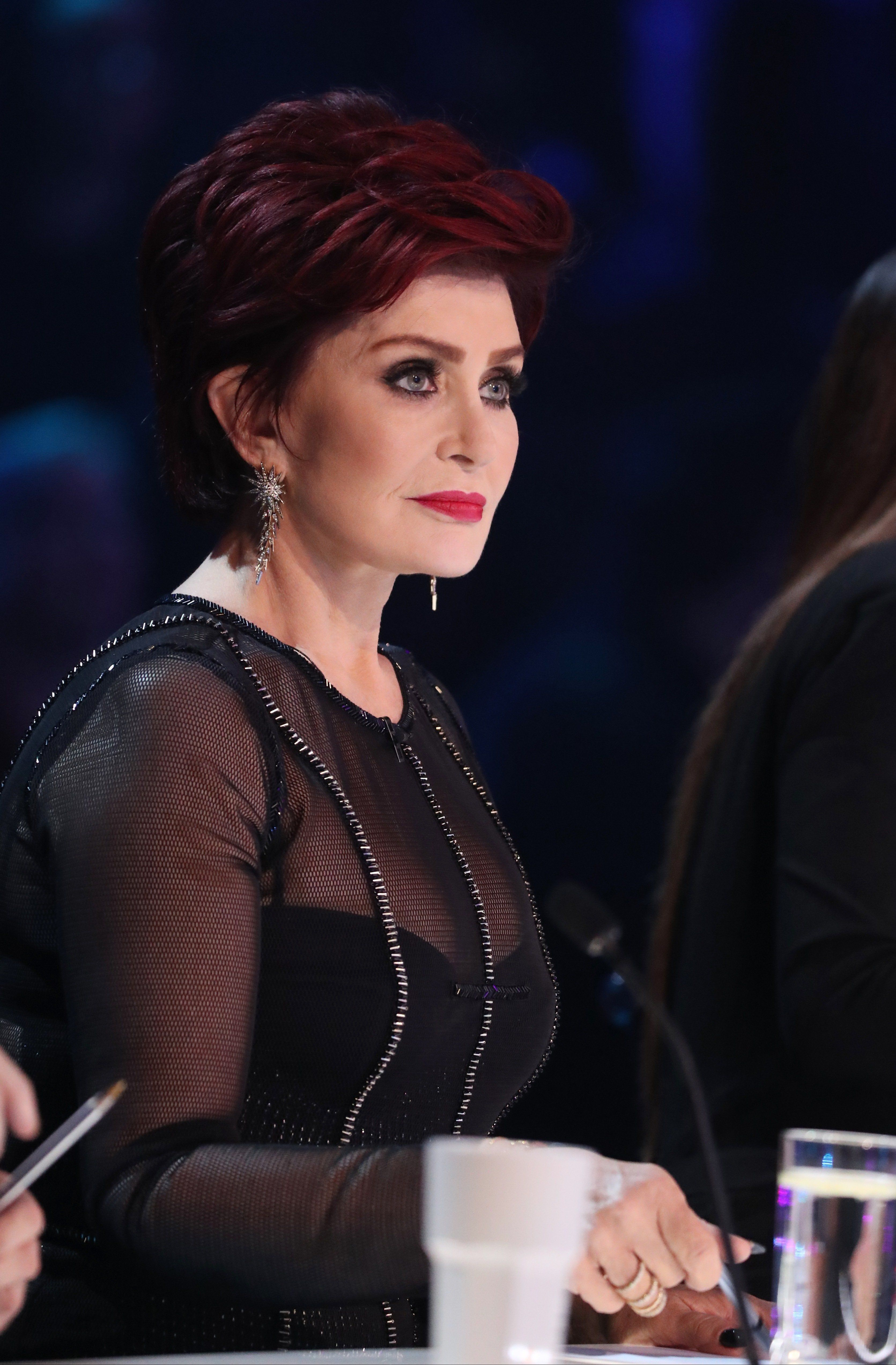 X Factor's Sharon Osbourne 'Desperate' To Return, But Her US TV Bosses May Not Be