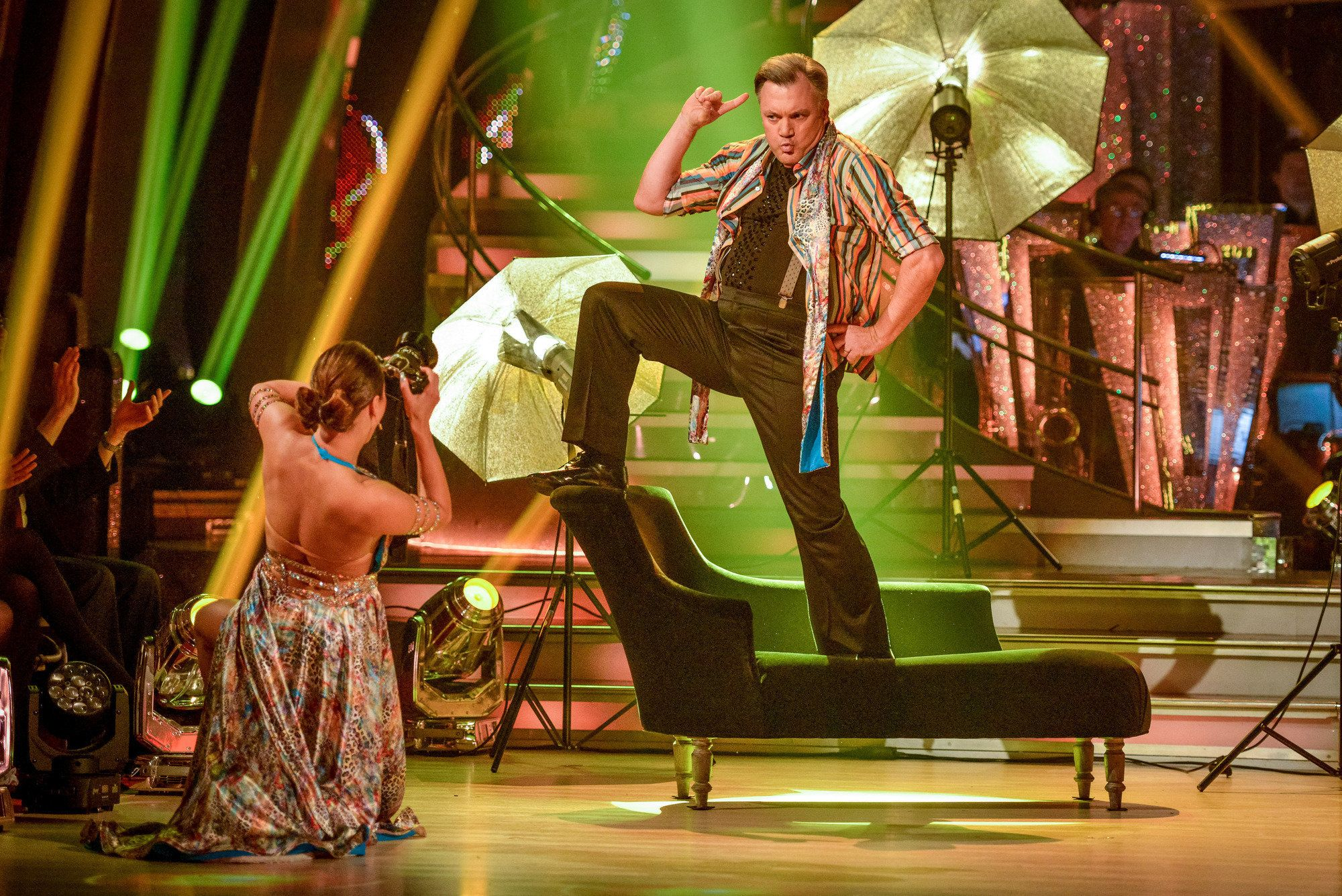 There's Good News And Bad News For Those Going To See The 'Strictly'
