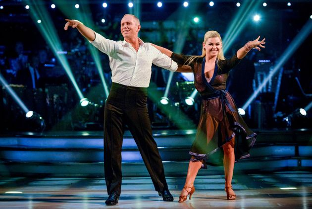 'Strictly Come Dancing': Judge Rinder To Replace Ed Balls On Some Arena Tour