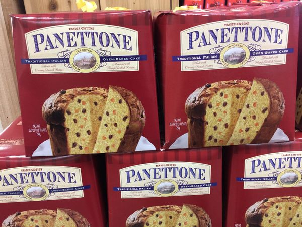Trader Joe's tries their hand at an Italian holiday staple -- and they do great!