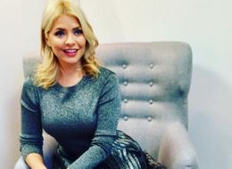 Holly Willoughby's Christmas Style Formula Is Super Easy To Copy