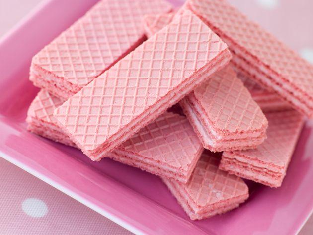 Rivington Biscuits make Pink Panther