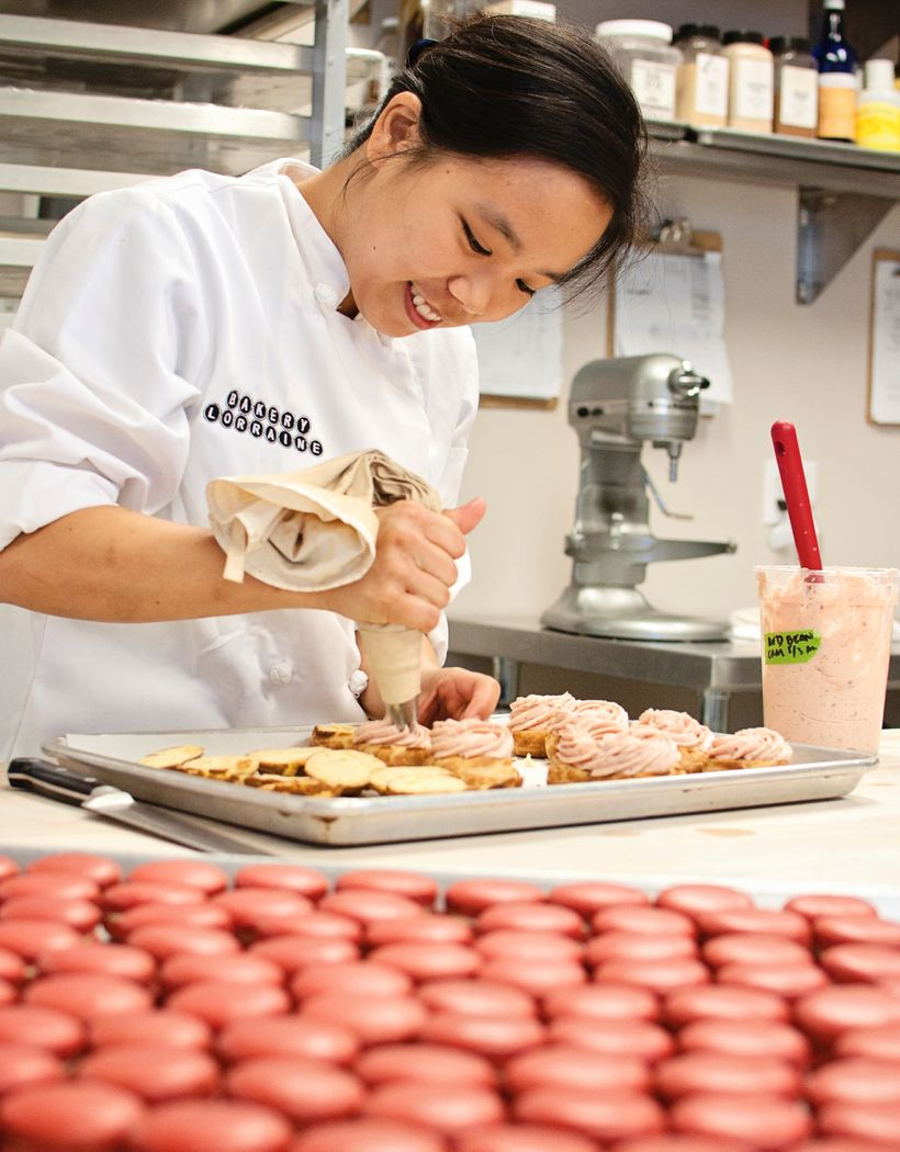 Anne Ng, co-owner and chef at Bakery Lorraine
