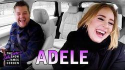 Adele's 'Carpool Karaoke' Dominates As 2016's Most Viral