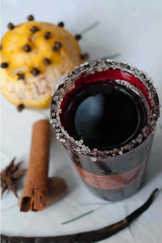 Gluhwein, a mulled wine, is a popular holiday beverage in Austria, Germany and throughout the Netherlands. Get the instructio