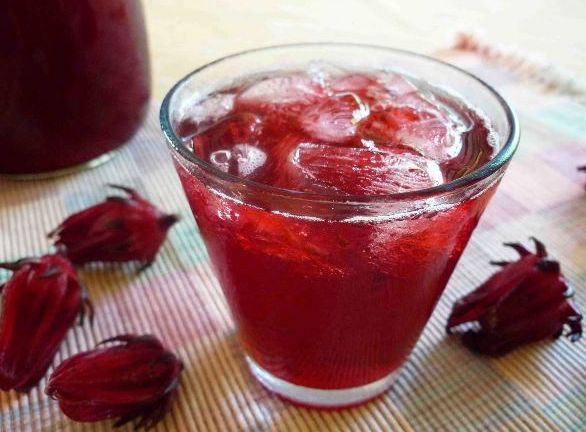 The holidays would not be complete in Jamaica without a glass of sorrel, a bright red punch spiced with rum. Get the recipe f