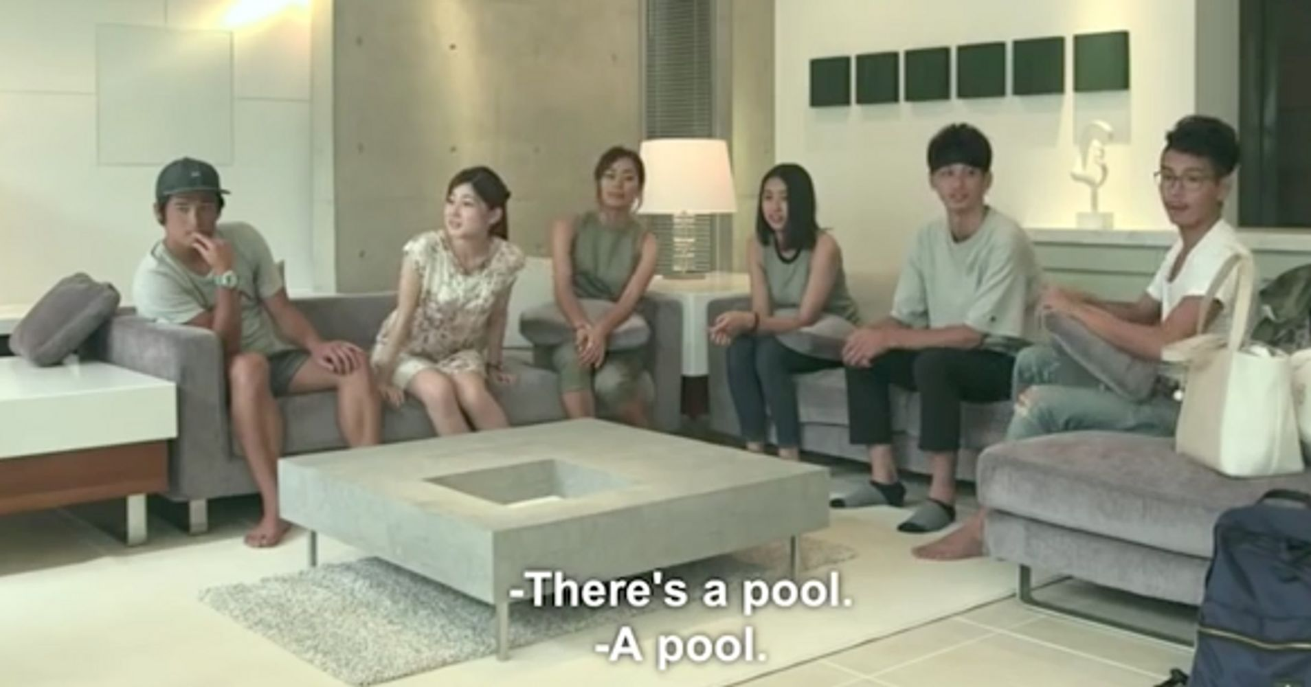 Japanese reality show is addicting precisely because it 39 s for Terrace house boys and girls in the city