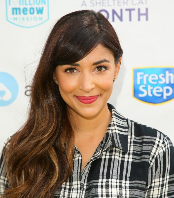 """New Girl"" actress Hannah Simone"
