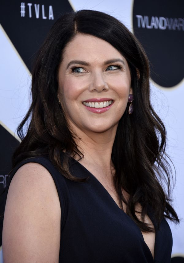 """Gilmore Girls"" actress Lauren Graham"