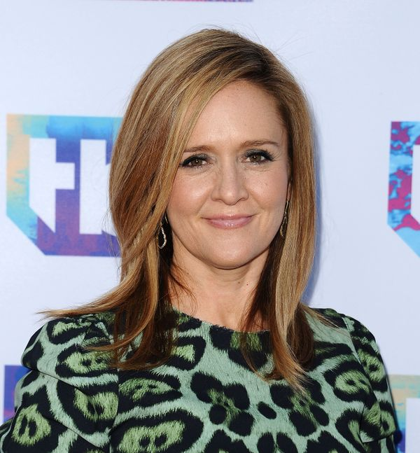 TV host Samantha Bee