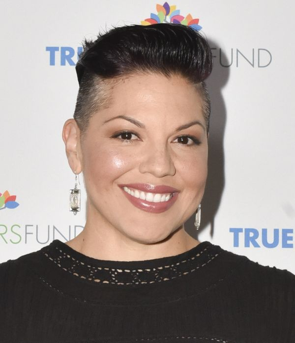 """Grey's Anatomy"" actress Sara Ramirez"