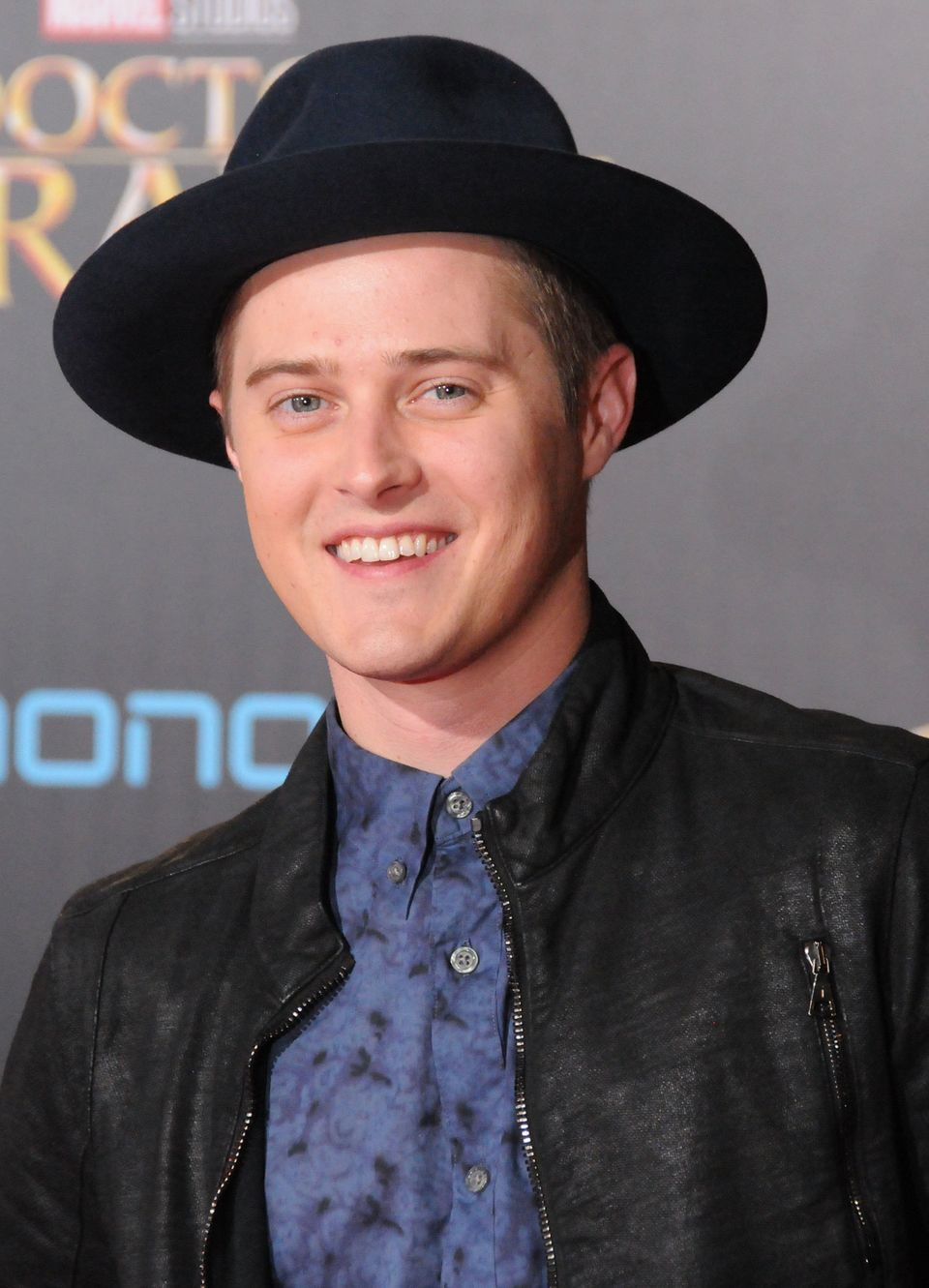 """High School Musical"" actor Lucas Grabeel"