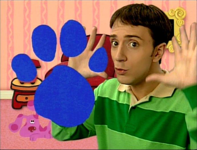 Steve Burns Finally Confirms Why He Left Blue S Clues