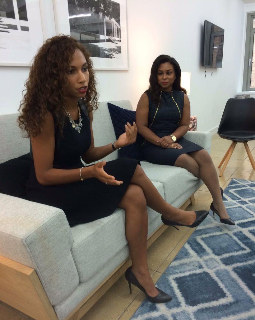 Salary Negotiation Panel for The Memo: Angelina Darrisaw and Minda Harts