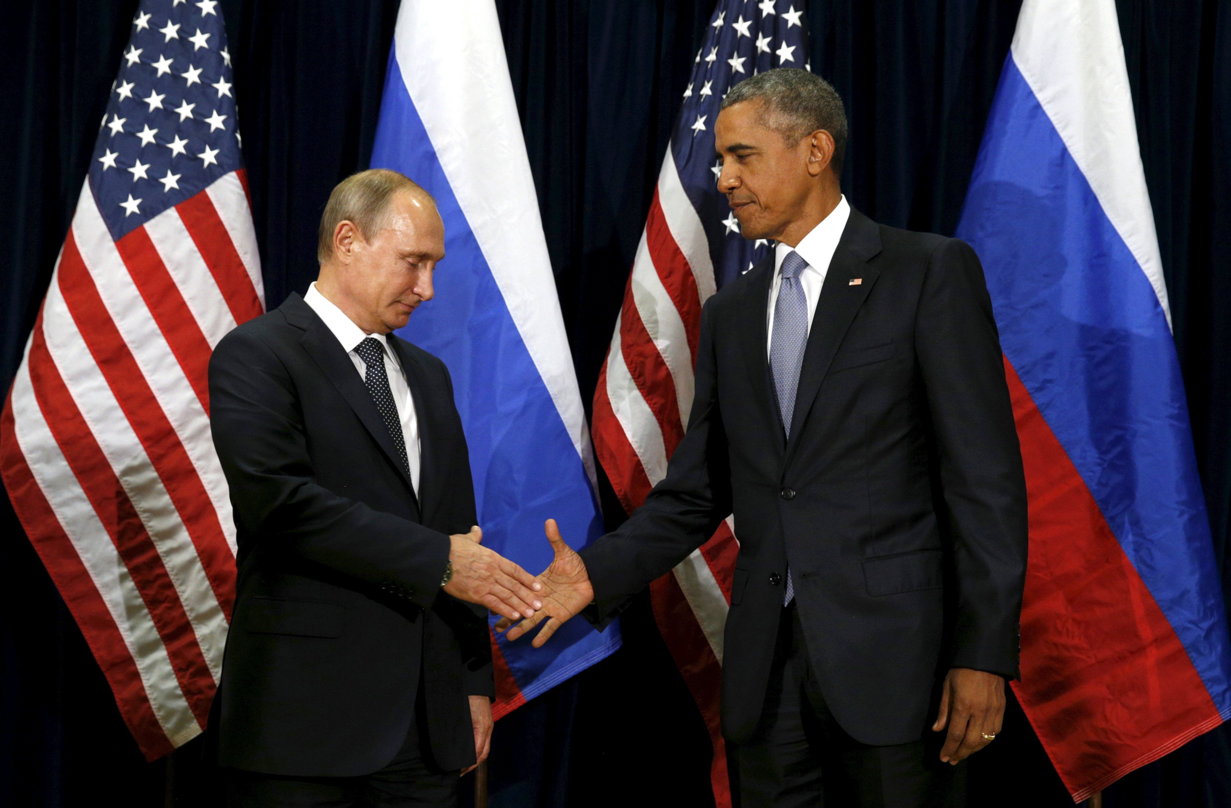 Obama Vows Action Against Russia For Hacking DNC