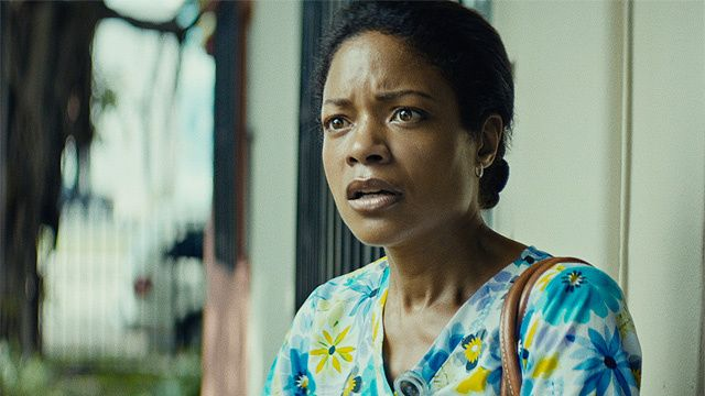 Naomie Harris in <em>Moonlight</em>