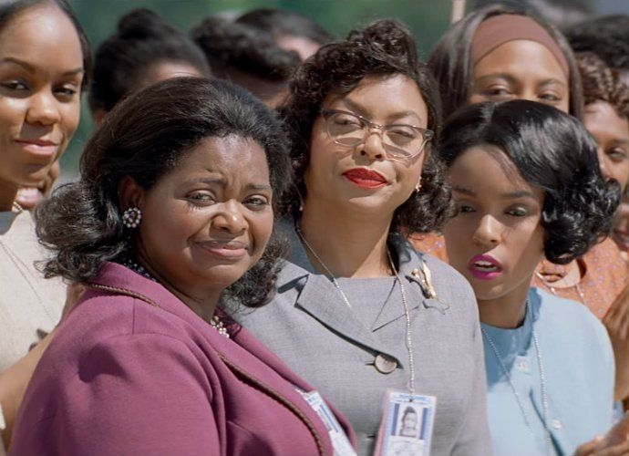 Octavia Spencer and Taraji P. Henson in <em>Hidden Figures</em>
