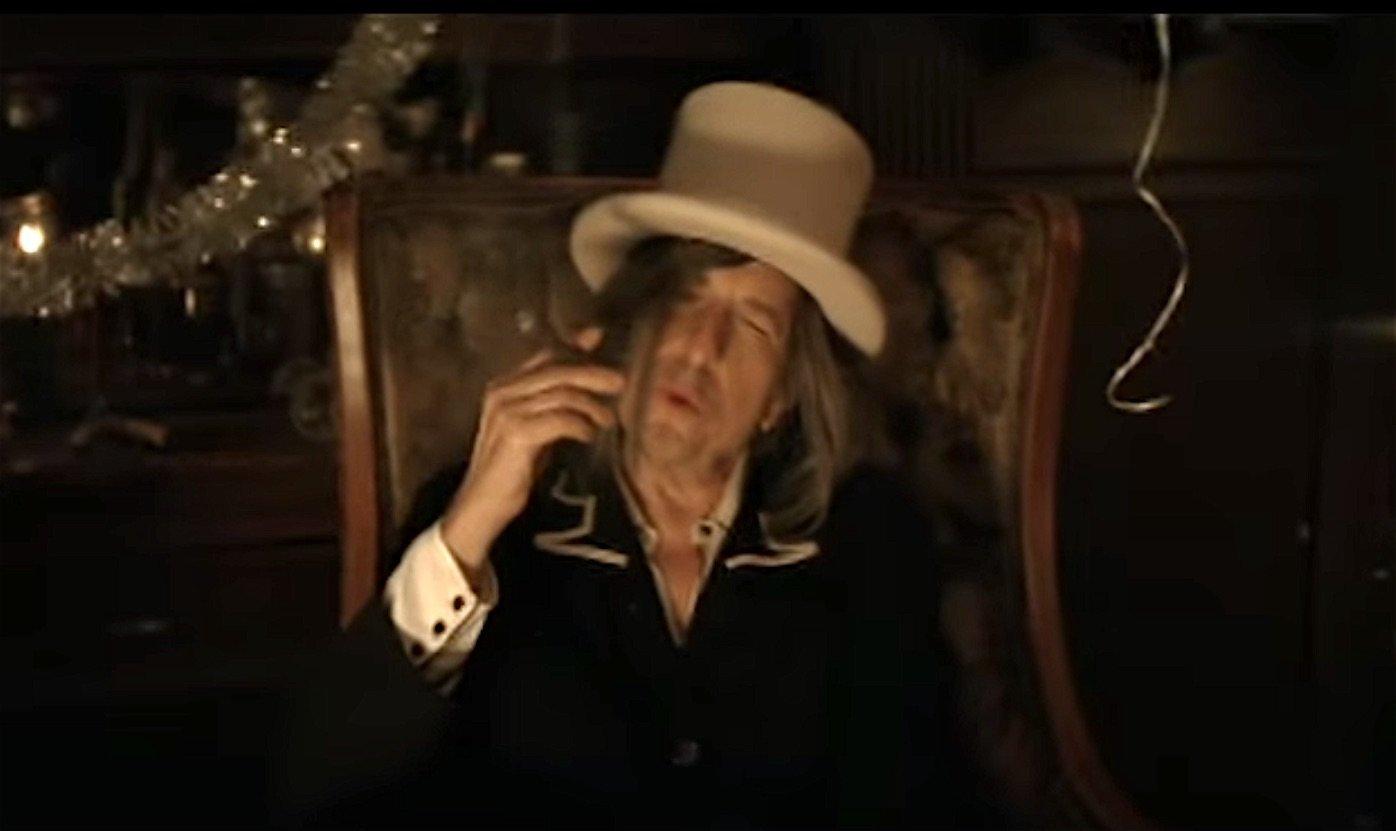 Nobel Winner Bob Dylan Once Made The Weirdest Christmas Video