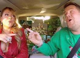 The Christmas Carpool Karaoke Is The Festive Gift You Didn't Know You Needed