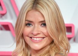 Holly Willoughby Wore A 'Willaboobies' Christmas Jumper And It Was Glorious
