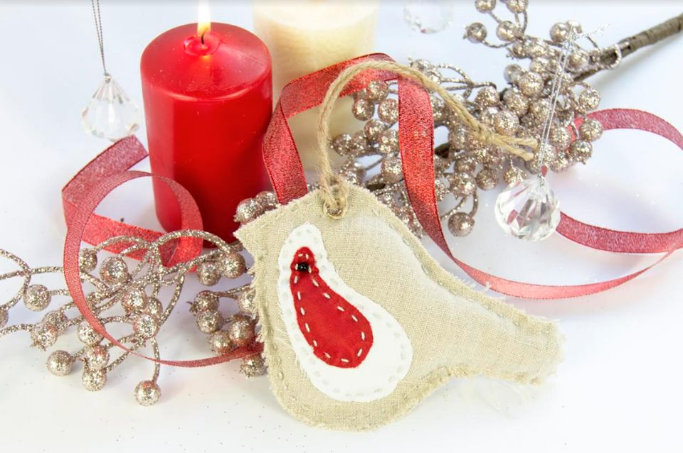 Christmas decorations made with recycled materials in UK prisons have sold out