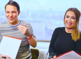Here's How Lauren Goodger And Bobby Norris Did On Our 'TOWIE' Christmas Quiz