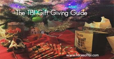 The TBI Gift Giving Guide