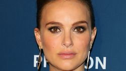 Natalie Portman Radiates Glamour In A Showstopping Maternity
