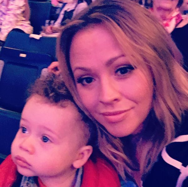 Kimberley Walsh Has Revealed Her Newborn Son's