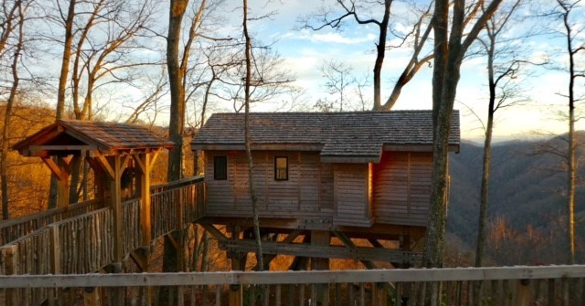 2017 01 tree house rentals in north carolina - 2017 01 Tree House Rentals In North Carolina 50