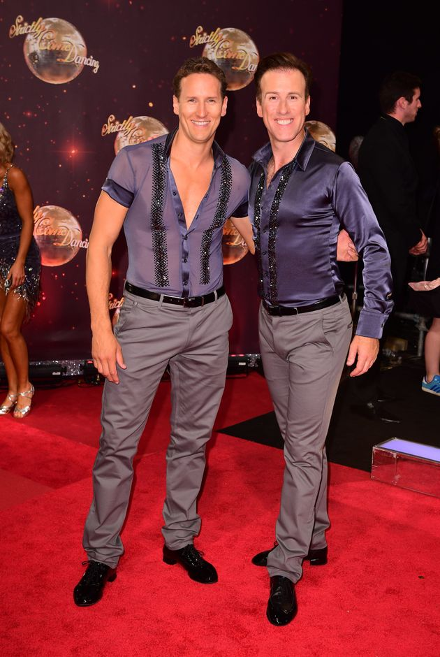 Brendan Cole and Anton Du Beke are both in the running to replace