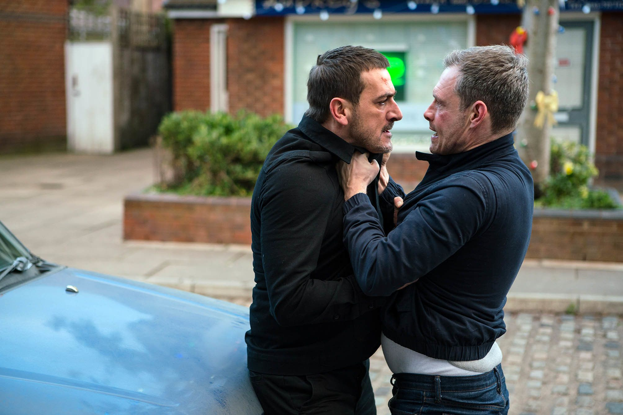 Spoiler! Nick And Peter To Fight At Christmas In 'Corrie' Because