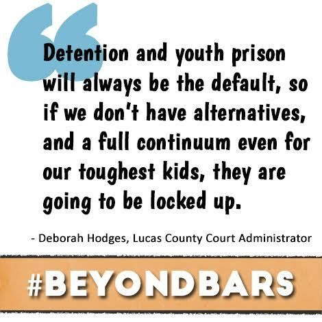 Juvenile incarceration is ineffective and should be removed